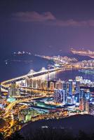 Busan Südkorea foto