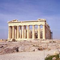 Akropolis, Athen, Griechenland foto