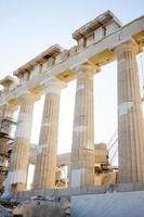 Rekonstruktion des Parthenons