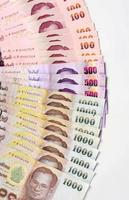 Geld (thailändisches Bad) foto