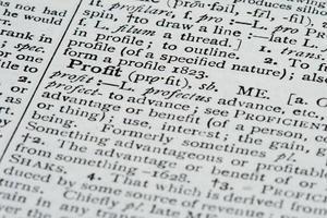 Wörterbuchdefinitionen foto
