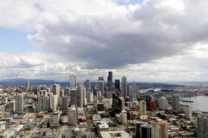 Seattle Innenstadt foto