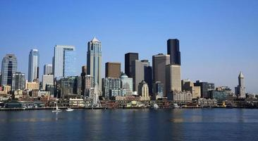Seattle Waterfront foto