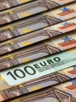 einhundert Euro foto