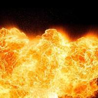 Feuerflammen foto