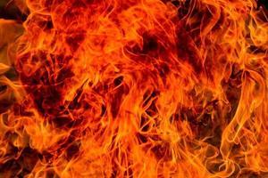 Feuerhintergrund