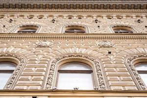 Fassadennahaufnahme