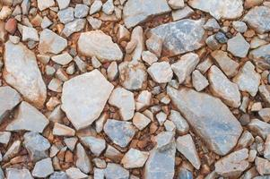 Nahaufnahme Steine Hintergrund foto