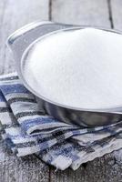 Zucker (Nahaufnahme) foto