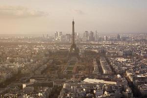 der Eiffelturm' foto