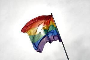 Bandeira schwul foto
