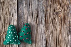 Weihnachtsrahmen für Glückwünsche foto