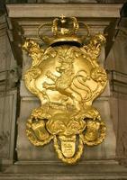 böhmischer Löwe foto