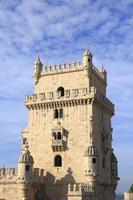 der torre de belem foto