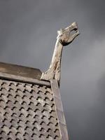 Dachdekoration foto