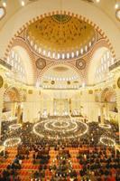 Suleymaniye Moschee, Truthahn