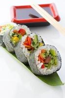Sushi Rolle foto