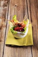 Hühnchen Kebab foto