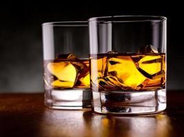zwei Whiskys