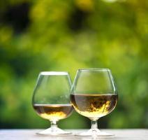 Whisky mit Kopierraum