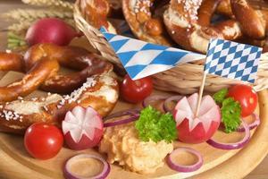 bayerisches Frühstück foto