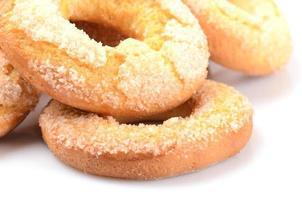 frische süße hausgemachte Bagels