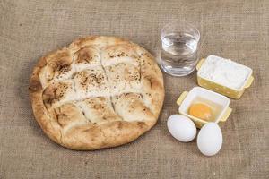 Pita-Brot foto
