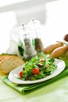 vegetarischer Salat foto