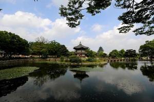 Sommerhaus im Gyongbokkung Palast