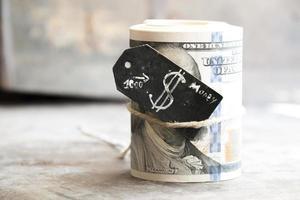 Dollarrolle foto