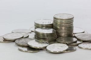 thailändische Münze foto