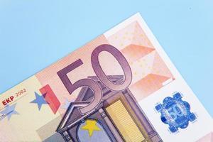 50 Euro Note foto