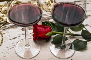 Valentins-Symbol foto