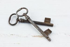 alte Schlüssel foto