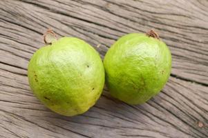 grüne Guave foto