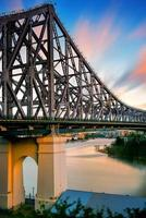 Story Bridge in Brisbane foto