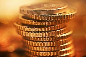 Münzen. foto