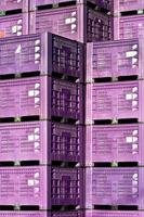 Boxen Lagerung foto
