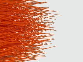 3D rendern abstrakten Hintergrund foto