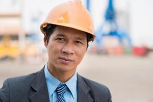 vietnamesischer Inspektor foto