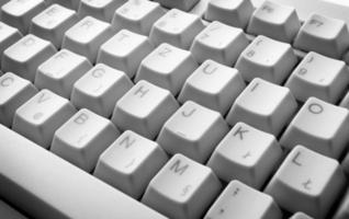 Tastatur Computer digitale Technologie foto