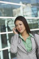 Geschäftsfrau, Porträt foto