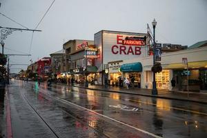 Marina Boulevard, San Francisco, ca. foto