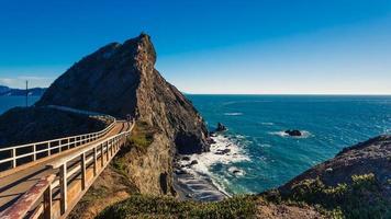 Brückenweg zum Leuchtturm von Bonita