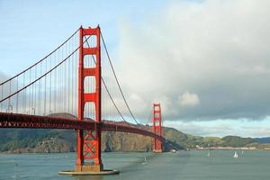 Golden Gate Bridge in San Francisco, Kalifornien, USA
