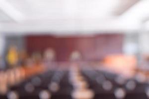 verschwommener Konferenzraum foto