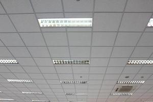 Bürodecke foto