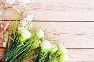 Blumenhintergrund foto