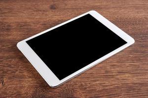 Tablette foto