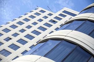 modernes Bürogebäude foto